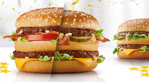 Big Mac® Extrákkal