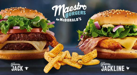 Maestro burgerek a Mekiben!