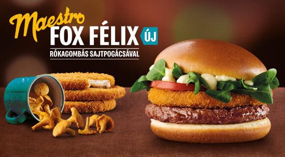 Új Maestro Fox Félix a Mekiben!