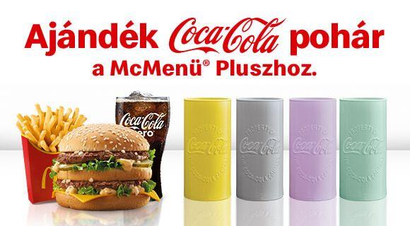 Húzd be magadnak a teljes Coca-Cola pohárkollekciót!