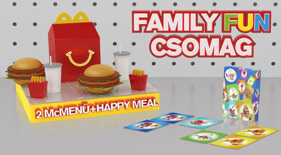 Family Fun Csomag